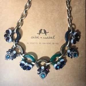 All That Glitters Statement Necklace